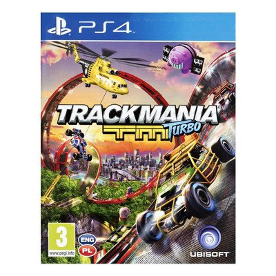 Gra PS4 Trackmania Turbo
