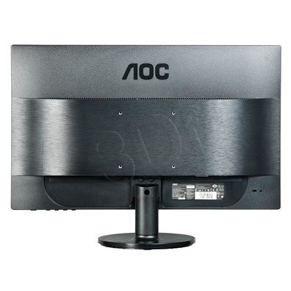 "MONITOR AOC LED 22"" E2260SWDA"
