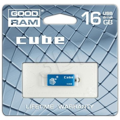 GOODRAM FLASHDRIVE 16GB USB 2.0 CUBE
