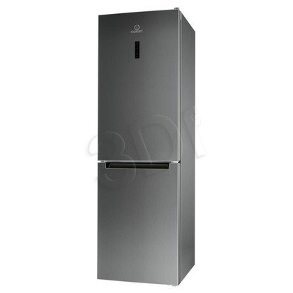 Chłodziarko-zamrażarka Indesit LI80 FF1 X (600x1890x630mm inox A+)