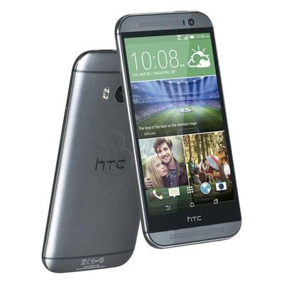 "Smartphone HTC One M8s 16GB 5"" szary"