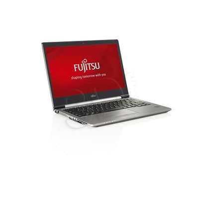 """Fujitsu LIFEBOOK U745 i7-5600U 12GB 14"""" FHD 256GB HD5500 LTE Win7P W10P Srebrno-czarny 2 y"""