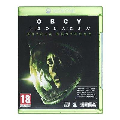 Gra Xbox ONE Obcy Izolacja Edycja Nostromo