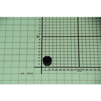 Przycisk łącznika zapalacza /oświetlenia /rożna czarny (8014876)