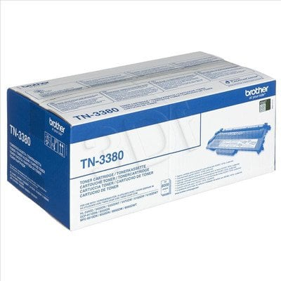 BROTHER Toner Czarny TN3380=TN-3380, 8000 str.