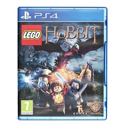 Gra PS4 Lego The Hobbit