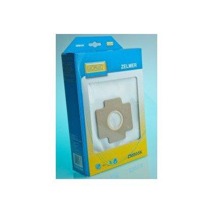 Worki ZELMER 700 ZMB05K - 4 szt + 2 filtry (ZMB06K)