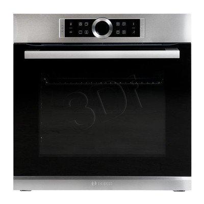 Piekarnik Bosch HBG655BS1 (Elektryczny, stal szlachetna-czerń)