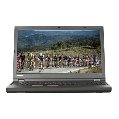 "LENOVO ThinkPad W541 i5-4210M 4GB 15,6"" FHD 500GB HD4600 Quadro K1100M Win7P W10P Czarny 20EF001YPB 3Y"