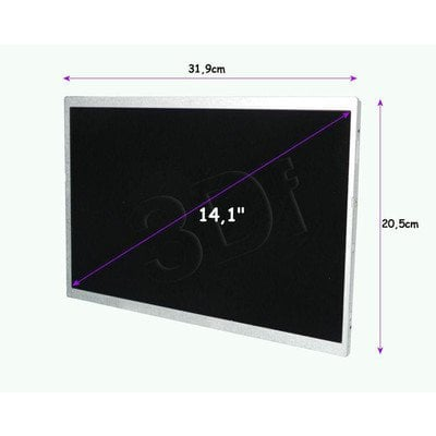 "MATRYCA LCD 14.1"" (CCFL) 1280*800 GLOSSY - 30Pin"