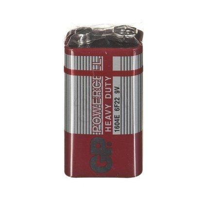 GP Bateria cynkowo- węglowa 6F22 blister 1szt.