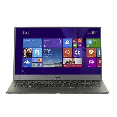 "DELL XPS 9343 i5-6200U 4GB 13,3"" FHD 128GB HD 520 Win10 PRO Srebrny (9350-1225) 2Y NBD"