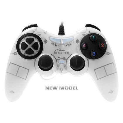 GAMEPAD MEDIA-TECH CORSAIR II MT1507 PC/PS3
