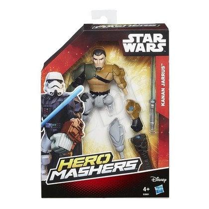 SW STAR WARS E7 HERO MASHERS FIGURKA 15CM (KANAN JARRU) B3656