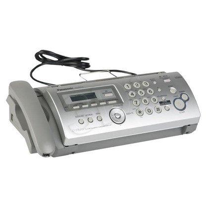 TELEFAKS PANASONIC KX-FP218 PDS SREBRNY