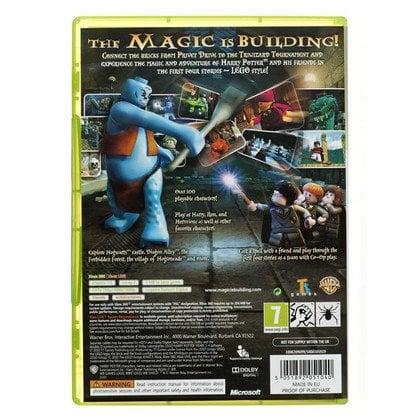 Gra Xbox 360 Lego Harry Potter 1-4 Classic