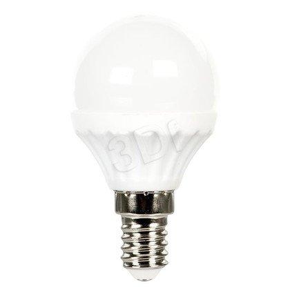 ActiveJet AJE-DS2014G Lampa LED SMD Miniglob 450lm 5W E14 barwa ciepła