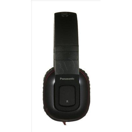 Słuchawki nauszne Panasonic RP-HT680E-S (Czarny)