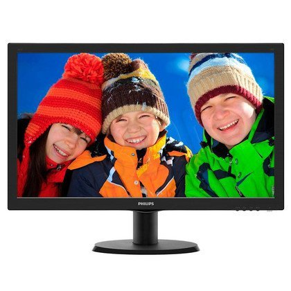 "MONITOR PHILIPS LED 23,6"" 243V5LHAB/00"