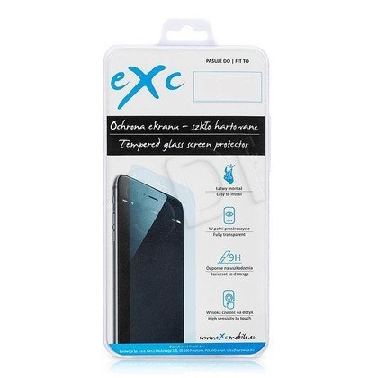 EXC SZKŁO OCHRONNE 0,33MM NA EKRAN, SAFE, APPLE IPHONE 5/5S/5C