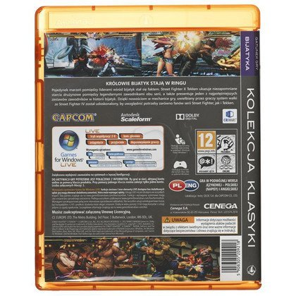 Gra PC PKK Street Fighter X Tekken