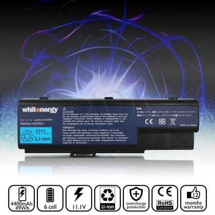 WHITENERGY BATERIA ACER ASPIRE 5220 / 5920 11.1V