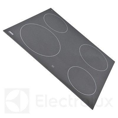 Górna część ceramicznej płyty grzejnej (3194676015)
