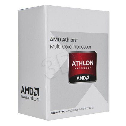 PROCESOR AMD Athlon II X2 340 BOX (FM2) (65W)
