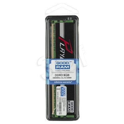 GOODRAM DDR3 PLAY 8192MB PC1600 BLACK CL10
