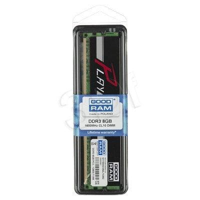 GOODRAM DDR3 PLAY 8192MB PC1600 BLACK CL10