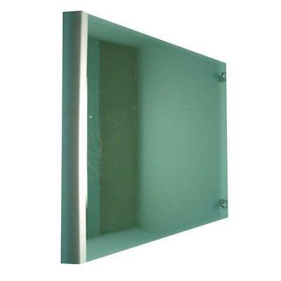 Nakrywa szklana 49x55.5 cm lustro (9031104)