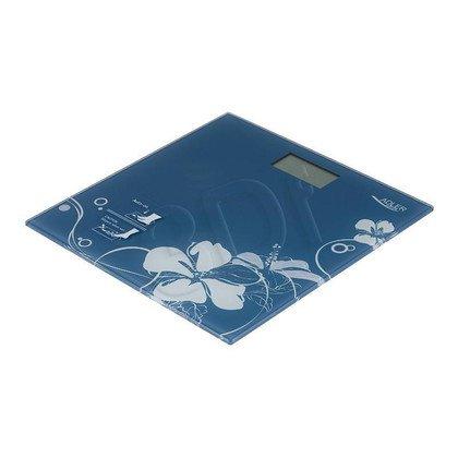 Waga łazienkowa ADLER AD 8117 (150kg/ niebieska)