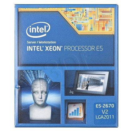 Procesor Intel Xeon E5-2670 v2 2500MHz 2011 Box