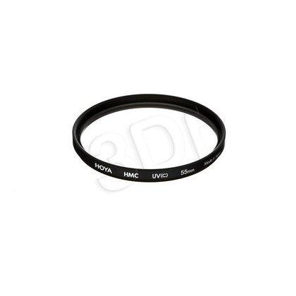 Filtr Hoya UV(C) HMC 55mm