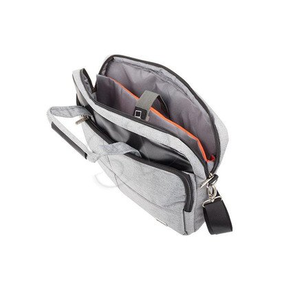 NATEC TORBA NOTEBOOK MANX GREY 15,6""