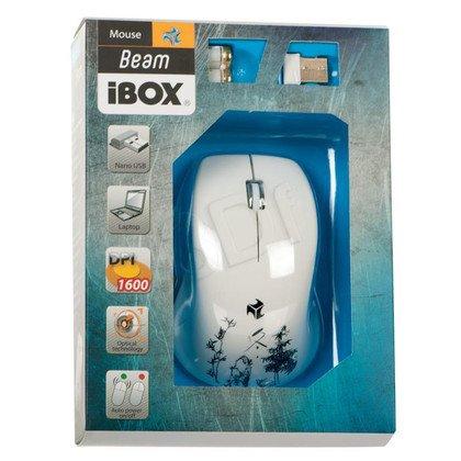 MYSZ I-BOX BEAM OPTYCZNA BEZPRZEWODOWA USB
