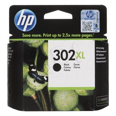 HP Tusz Czarny HP302XL=F6U68AE, 480 str., 8,5 ml