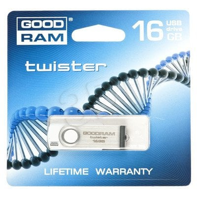 GOODDRIVE FLASHDRIVE 16GB USB 2.0 Twister White