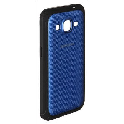 SAMSUNG ETUI PROTECTIVE COVER Core Prime NIEBIESKIE