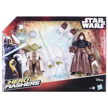 SW STAR WARS E7 HERO MASHERS DWUPAK HASBRO B3827