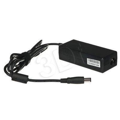 Zasilacz dedykowany do laptopa DELL 19.5V 3.34A 7.4*5.0 ośmiokątny z kablem zasilającym Quer