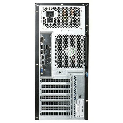 ACTINA SOLAR E 100 S7 E3-1220v5/8GB/2*1TB/DVD-RW/4FS-500W/W12F