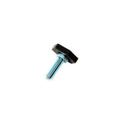 Nóżka pralki przednia regulowana M8x112 (481250018099)