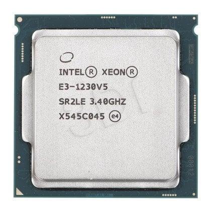 Procesor Intel Xeon E3-1230V5 3400MHz 1151 Oem