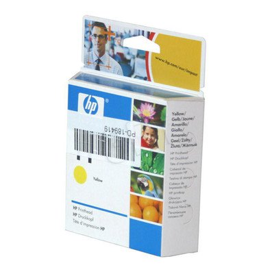 HP Głowica Żółty HP11Yg=C4813A, 24000 str. Głowica bez tuszu