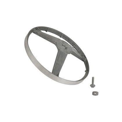 Zespół koła pasowego z tworzywa do pralki — średnica: 300 mm (8996454305773)
