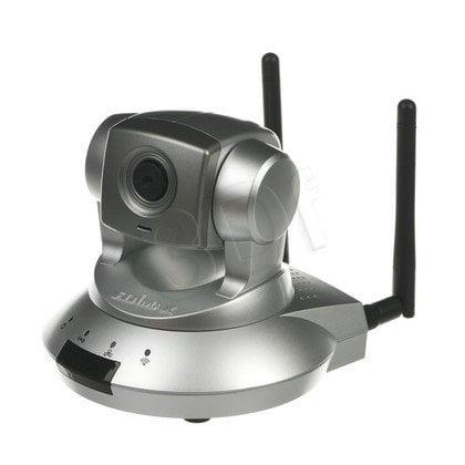 EDIMAX [ IC-7100W] Kamera IP obrotowa [wewnętrzna] [1.3 Mega-Pixel] [Wi-Fi N150] [H.264] [SD Slot] [PTZ, Plug&View]