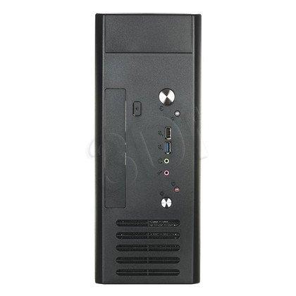 OBUDOWA CHIEFTEC CS-03B-U3 (350W) USB3.0 - 80+ BRONZE - CZARNA