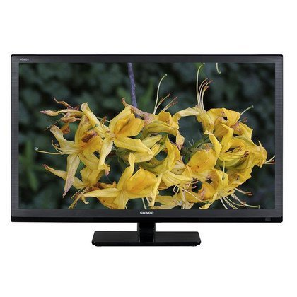 "TV 24"" LCD LED Sharp LC-24CHE4000E (Tuner Cyfrowy 100Hz USB)"