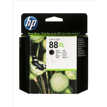 HP Tusz Czarny HP88B=C9396AE, 2450 str., 58.9 ml